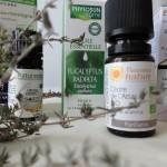 Synergies d'huiles essentielles pour la diffusion