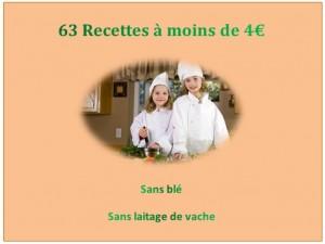 recettes -4euros