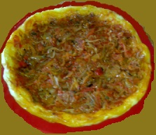 tarte oignon