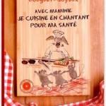Un livre et un cd pour cuisiner avec les enfants