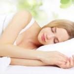 Un conseil pour bien dormir la nuit