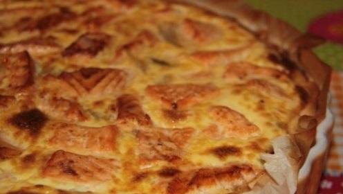 Recettes : gratin d'aubergines-viande hachée et quiche au ...