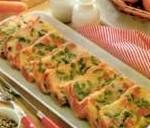 Recettes estivales : salade de haricots verts aux oignons et terrine de légumes