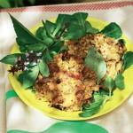 Recettes : galettes salées et sauté de veau-poivrons rouges